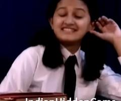 Indian College Girl Sanjana Homemade Misusage Pornography Video