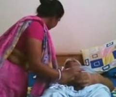 Desi Mademoiselle Quickie With Old Uncle