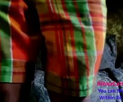 piping hot Indian desi cute teen gets ready be fitting of action part (1)