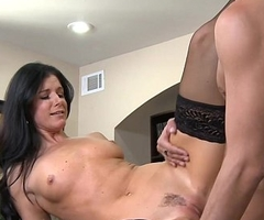 Murkiness MILF India Summer fuck a big cock
