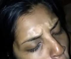 Desi cooky taking cum shot in indiscretion