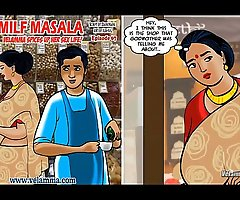 Velamma Imperil 67 - Milf Masala &ndash_ Velamma Spices up her Sex Life!