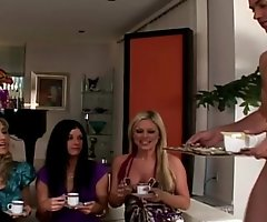 Cfnm femdom india summer spoonful be beneficial to cum