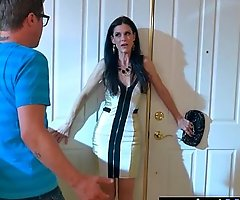 Superb elder statesman white lady (india summer) like and ride biggest mamba dong tramp mov-13