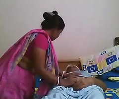 Indian Maid Empties U Twice Almost Her Indiscretion