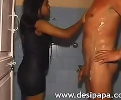 White-stud-fucking-an-indian-call-girl-in-mumbai