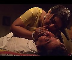 dispirited and hot actress sona nair special show